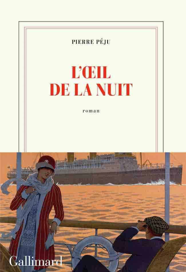 Pierre Péju, L'œil de la nuit.