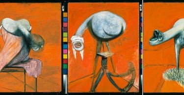 Bacon en toutes lettres, Centre Georges Pompidou Franck Maubert, Avec Bacon Yves Peyré, Francis Bacon ou la mesure de l'excès