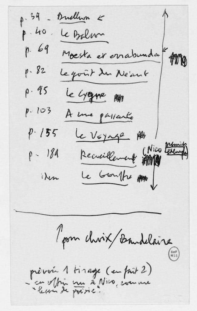 Poésie, etc. La librairie de Guy Debord