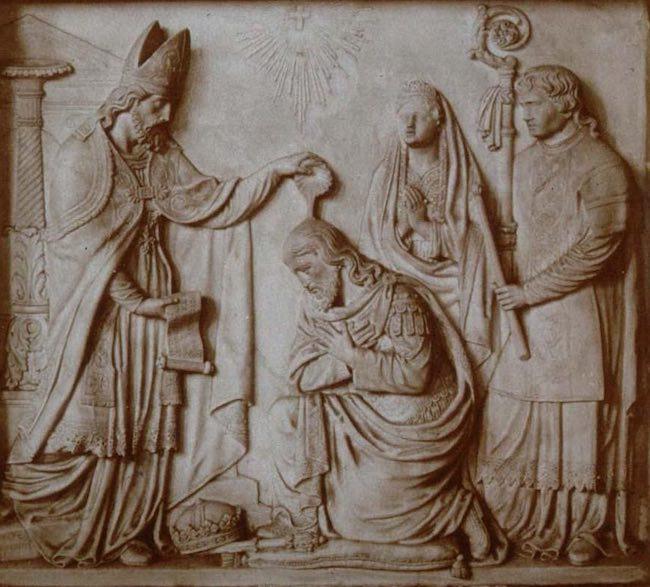 Bruno Dumézil, Le baptême de Clovis. 25 décembre 505?