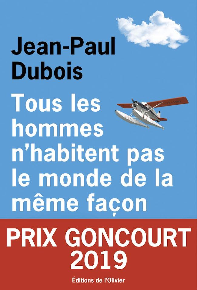 Jean-Paul Dubois, premier Choix Goncourt du Royaume-Uni