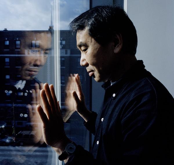 Haruki Murakami, Profession romancier En attendant Nadeau