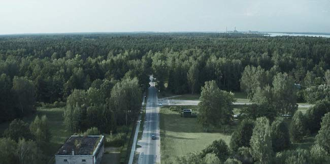 Ingrid Storholmen, Tchernobyl. Récits