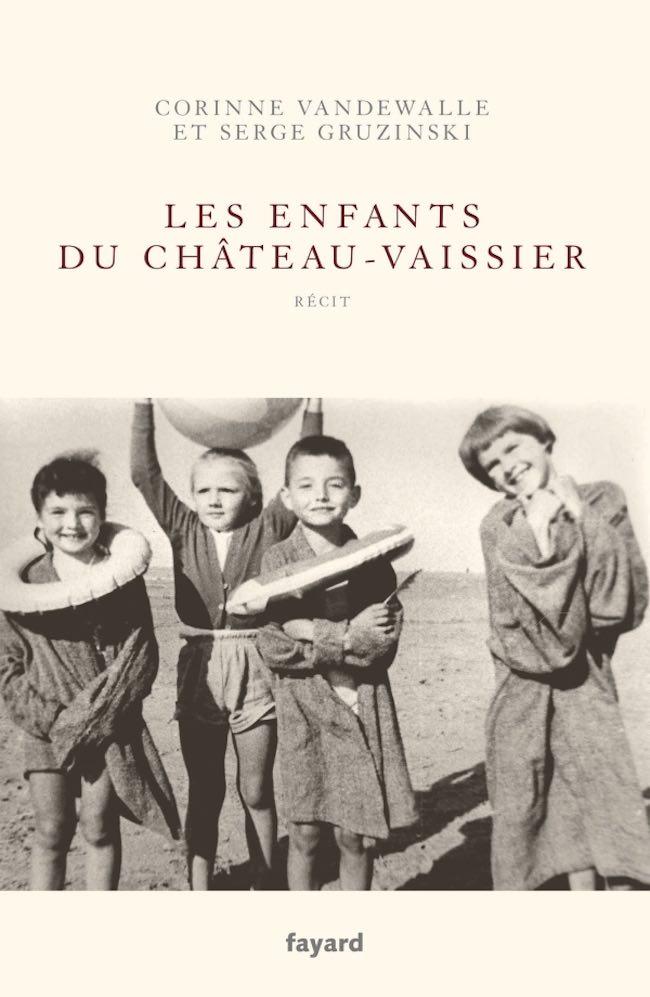 Serge Gruzinski et Corinne Vandewalle, Les enfants du Château-Vaissier