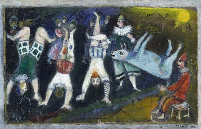 Charlot et les avant-gardes. Musée d'Arts de Nantes. Jusqu'au 3 février 2020