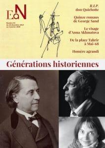 Jean-François Sirinelli et Yann Potin Générations Historiennes En attendant Nadeau numéro 93 version PDF