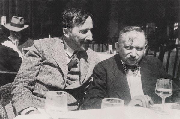 Stefan Zweig, L'Esprit européen en exil. Essais, discours, entretiens 1933-1942 En attendant Nadeau