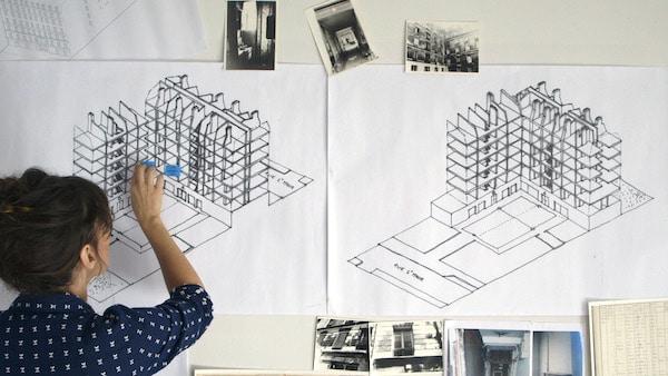 Ruth Zylberman, 209 Rue Saint-Maur Paris Xe. Autobiographie d'un immeuble En attendant Nadeau