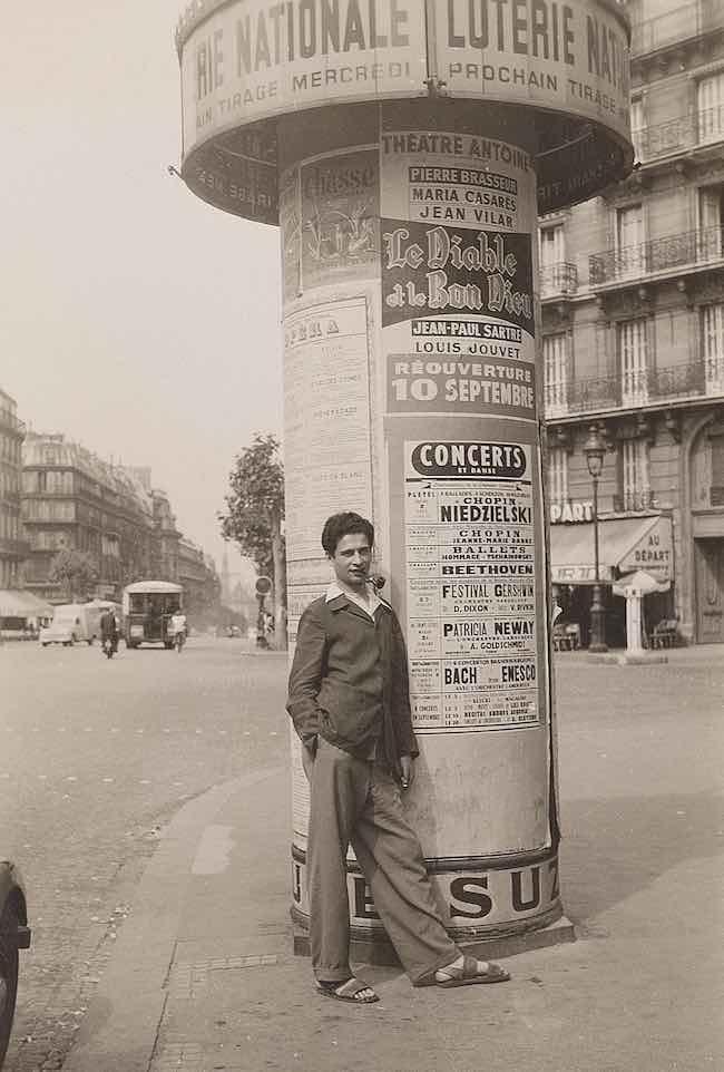 Serge Moscovici, Mon après-guerre à Paris