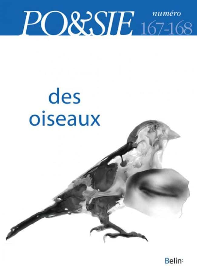 Po&sie, n° 167-168 Des oiseaux
