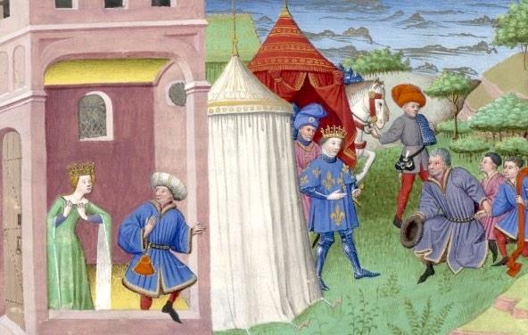 Décamérez ! La femme de Potiphar— aux grandes espérances (j14)