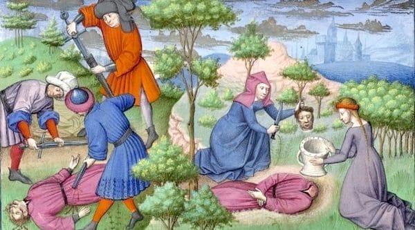 Décamérez ! Isabel et le basilic, ou une histoire de mafia sicilienne (j22)