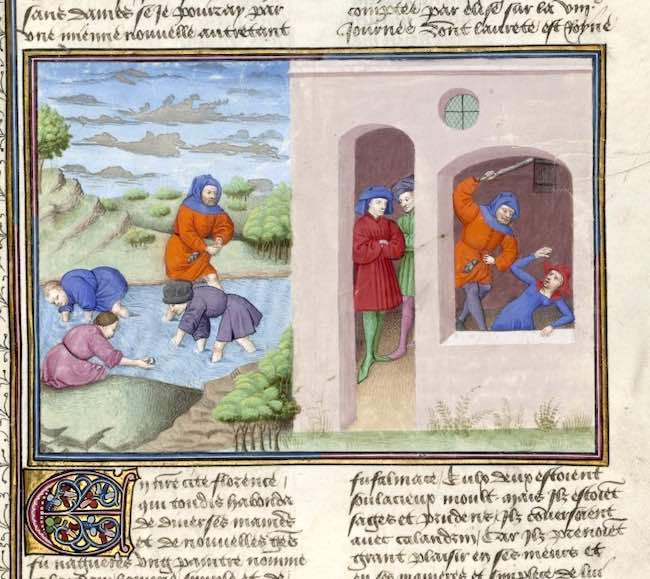 Décamérez ! Calandrin, peintre naïf ou quête de l'invisible (j38)