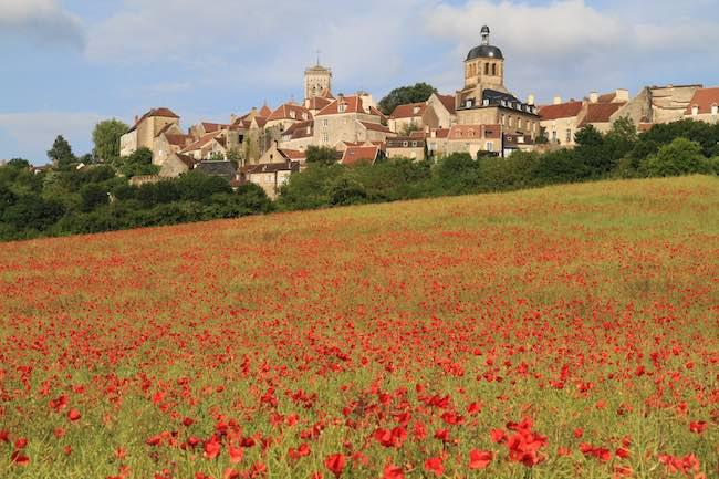 Jean Lacoste, Vézelay