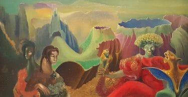 Annie Le Brun, Un espace inobjectif. Entre les mots et les images