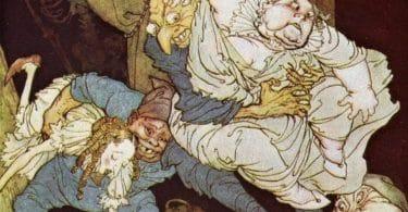 Le roi peste, une nouvelle d'Edgar Allan Poe
