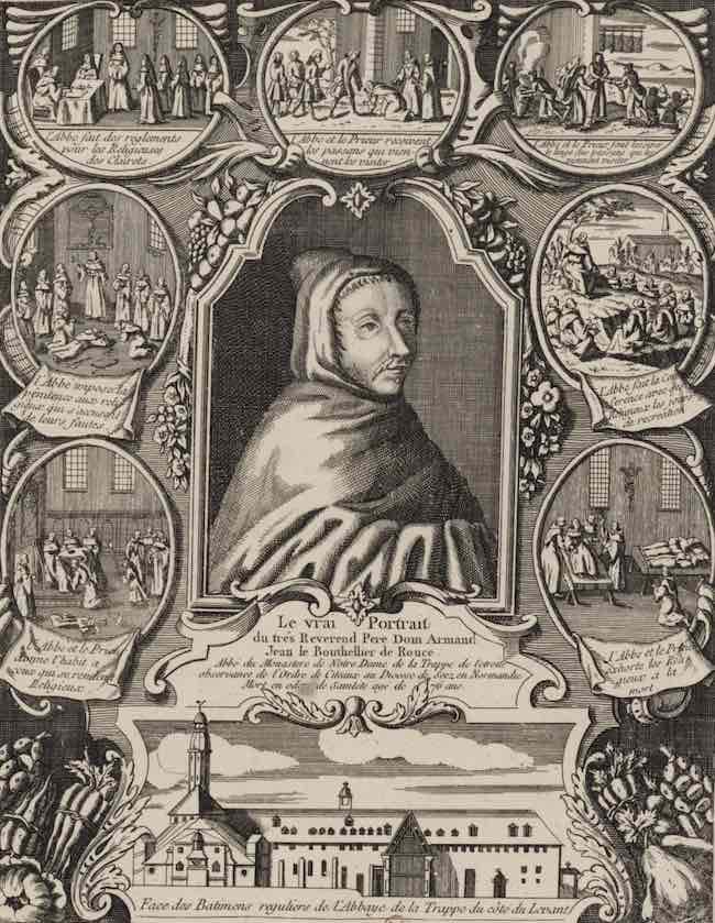 Vie de Rancé : Chateaubriand confiné avec le fondateur de la Trappe