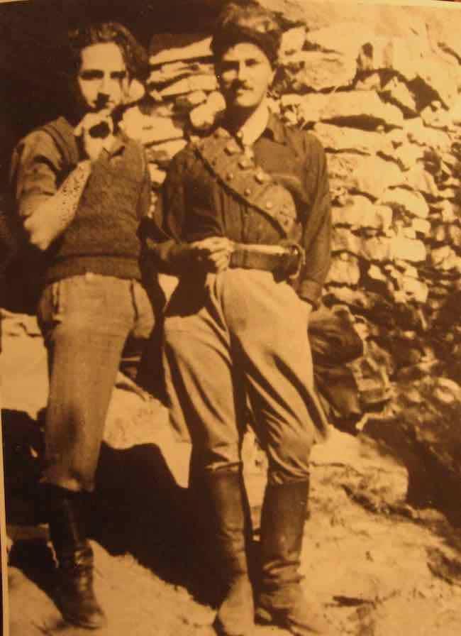 Patrick Leigh Fermor, Roumeli. Voyages en Grèce du Nord