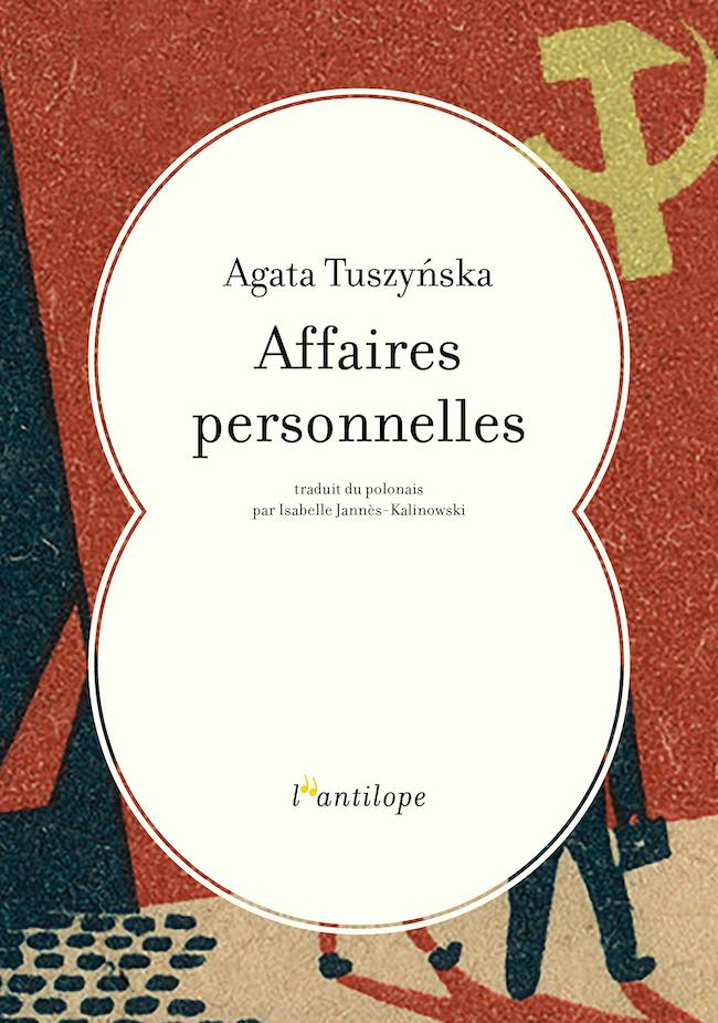 Agata Tuszyńska, Affaires personnelles