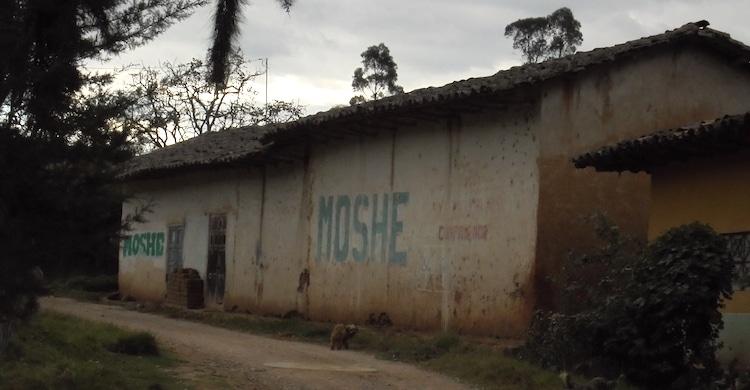 Nathan Wachtel, Sous le ciel de l'Éden. Juifs portugais, métis & indiens. Une mémoire marrane au Pérou?