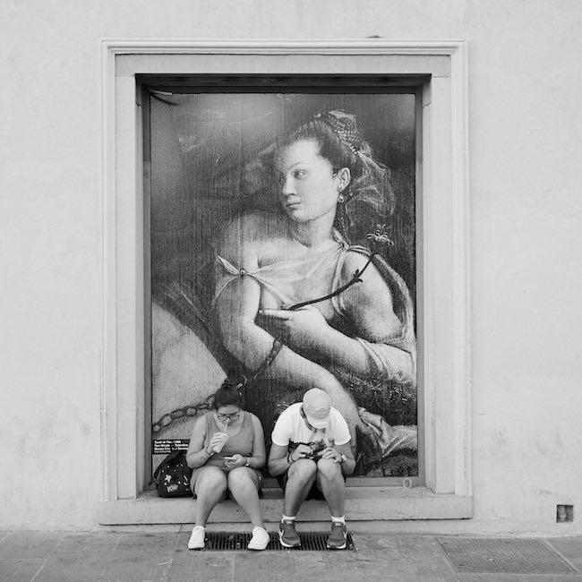 Léa Simone Allegria, Le Grand Art