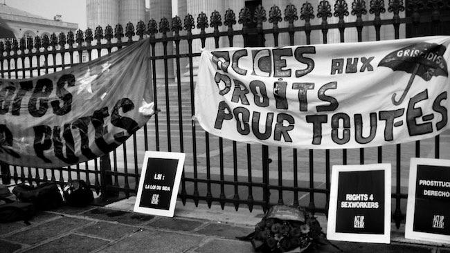 Anne Coppel avec Malika Amaouche et Lydia Braggiotti, Le bus des femmes prostituées. Histoire d'une mobilisation