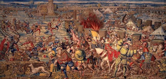 Séverin Duc, La guerre de Milan. Conquérir, gouverner, résister dans l'Europe de la Renaissance (1515-1530)