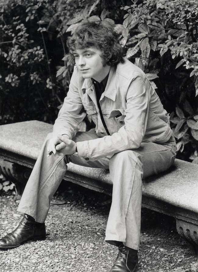 Jean-Patrick Manchette, autobiographies