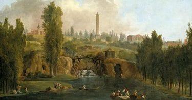 Jacques Rancière, Le temps du paysage. Aux origines de la révolution esthétique