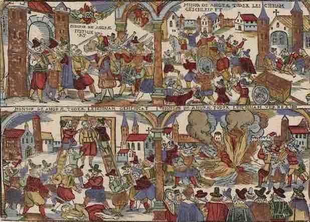 Yann Rodier, Les raisons de la haine. Histoire d'une passion dans la France du premier XVIIe siècle