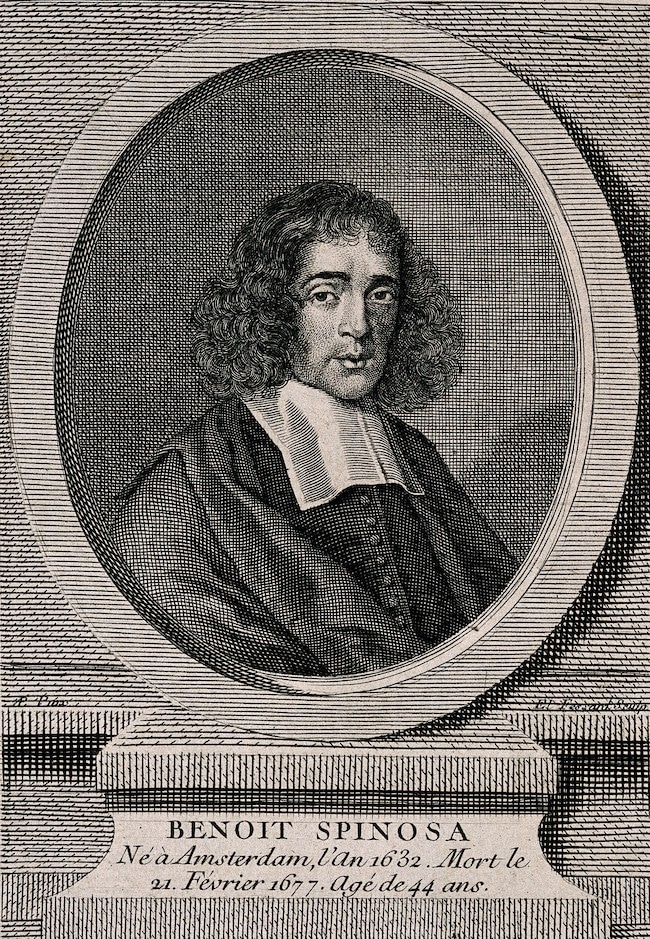 Spinoza, Œuvres IV. Ethica. Éthique