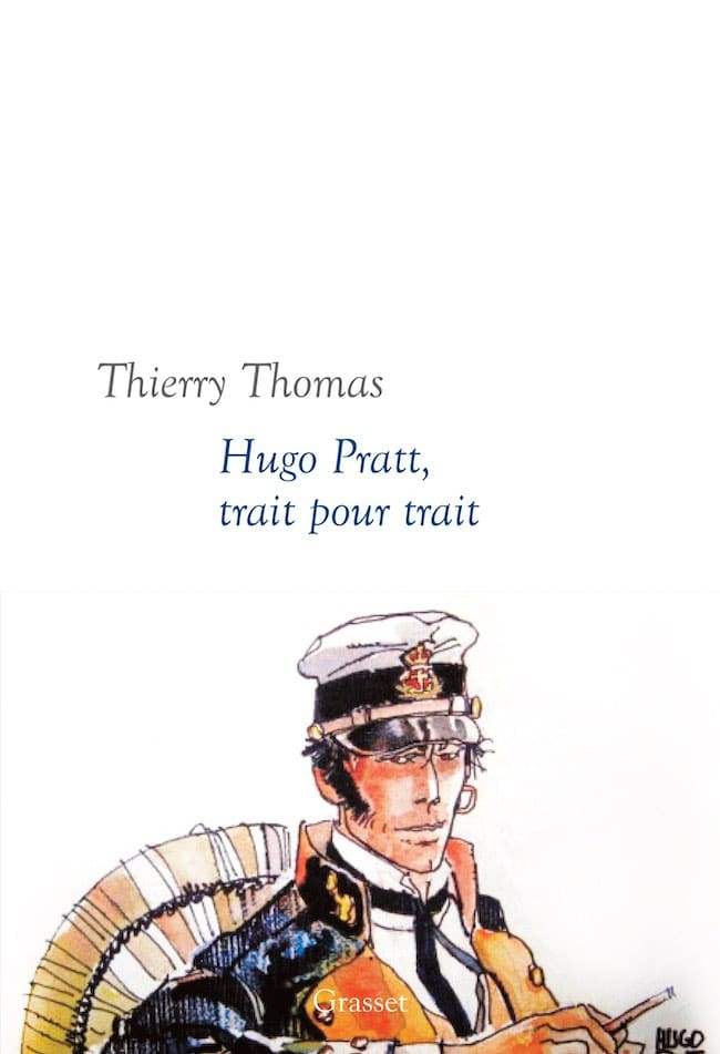 Thierry Thomas, Hugo Pratt, trait pour trait