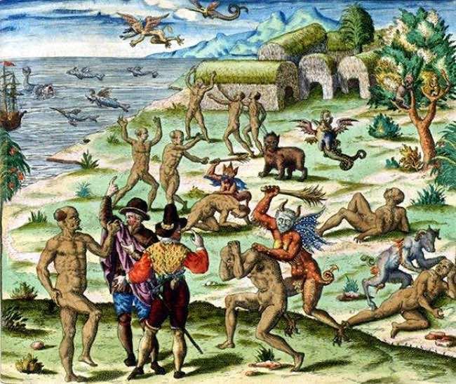 Eduardo Viveiros de Castro, L'inconstance de l'âme sauvage. Catholiques et cannibales dans le Brésil du XVIe siècle