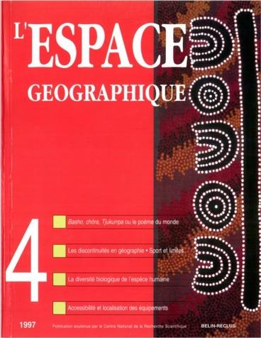 Le numéro 100 des numéros 100 : deux revues de géographie