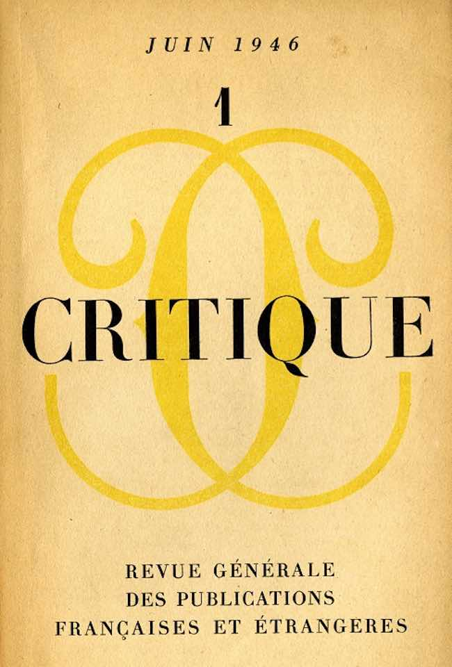 Le numéro 100 des numéros 100 : les plumes de Critique