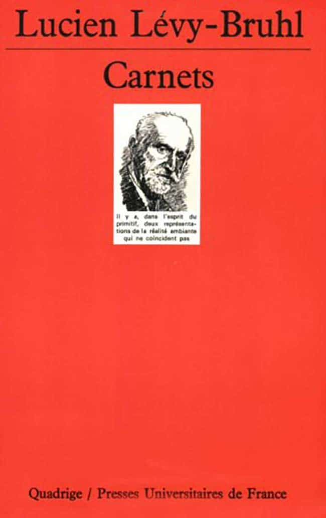 Benjamin Fondane, Lévy-Bruhl, ou le métaphysicien malgré lui