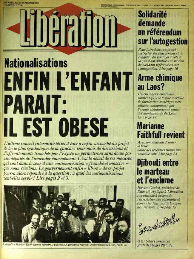 Le numéro 100 des numéros 100 : à Libération, deux cent très différents