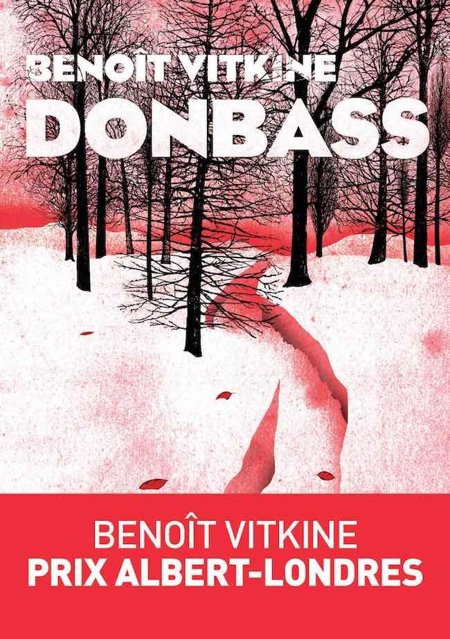 Benoît Vitkine, Donbass