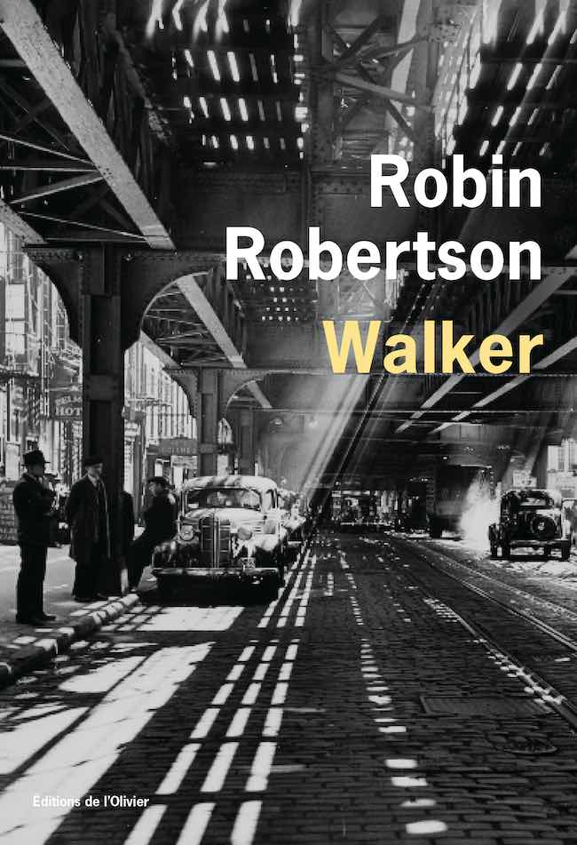 Robin Robertson, Walker