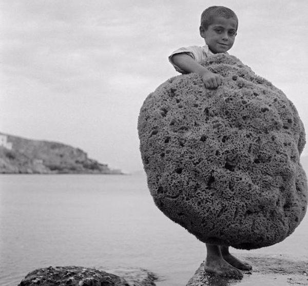 Yànnis D. Yérakis, Pêcheurs d'éponges