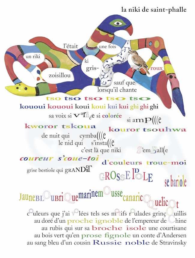 Jacques Demarcq, La vie volatile