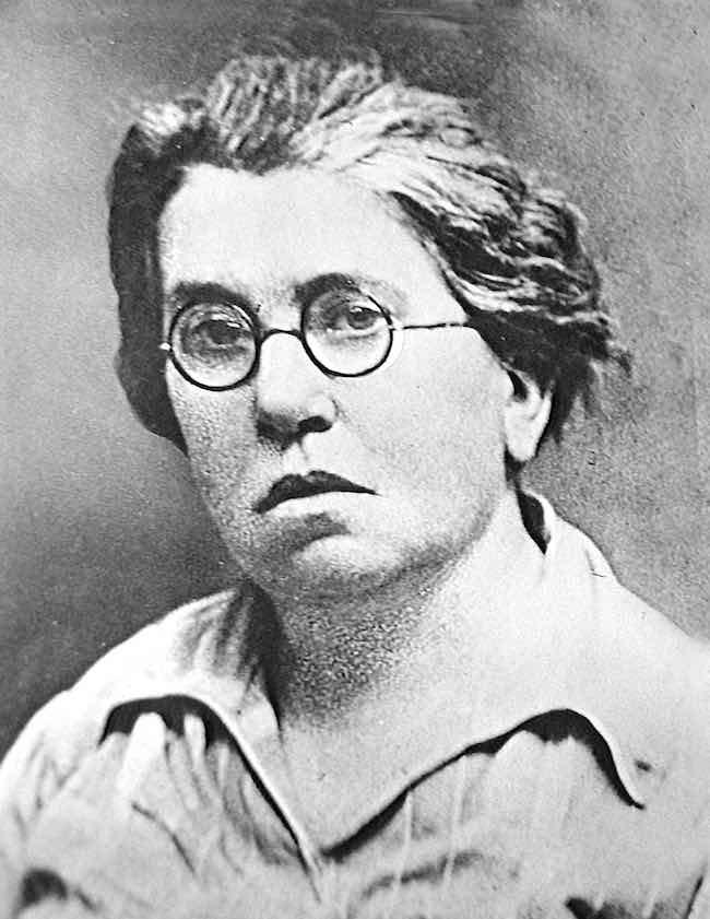 Emma Goldman, De la liberté des femmes