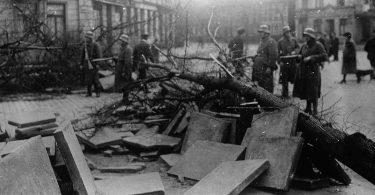 Larissa Reisner, Hambourg sur les barricades. Une bolchévique dans la révolution allemande