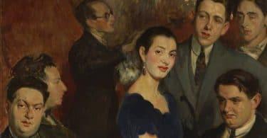 Le groupe des Six. Une histoire des Années folles, de Pierre Brévignon