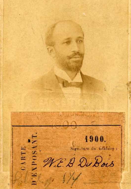 W. E. B. Du Bois, Pénombre de l'aube. Essai d'autobiographie d'un concept de race