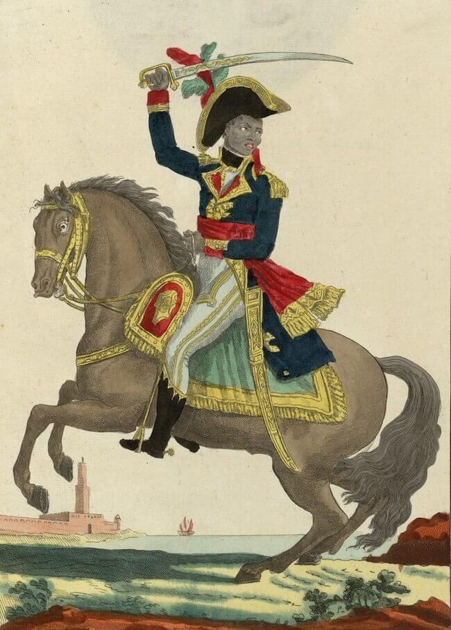 Sudhir Hazareesingh, Toussaint Louverture