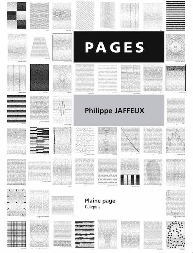 Philippe Jaffeux, Pages