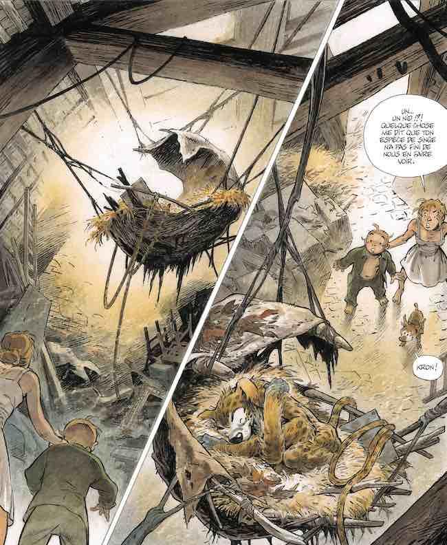 La Bête, de Zidrou et Frank Pé : le retour du Marsupilami