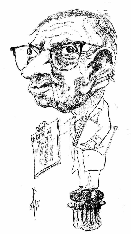 Un tout autre Sartre, de François Noudelmann : Sartre refait