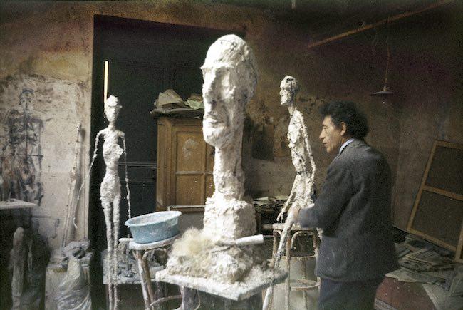 Le vif de l'art (4) : en marche avec Alberto Giacometti